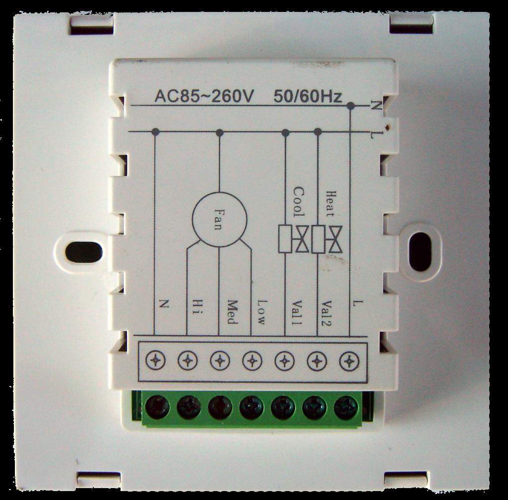 Регулятор carrier 33ta0001 схема подключения